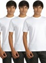 Campus Sutra Solid Men's Round Neck T-Shirt - Pack Of 3 - TSHDSMEYHJZHZ3AV