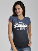 Superdry Printed Womens Round Neck T-Shirt