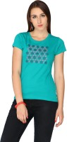 Max Printed Women's Round Neck T-Shirt