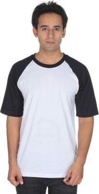 Zegen Solid Men's Round Neck T-Shirt