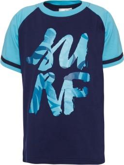 Joshua Tree Printed Boy's Round Neck T-Shirt - TSHE6G4UJNBKHHJG