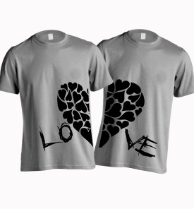 Young Trendz Printed Women's Round Neck T-Shirt Pack Of 2