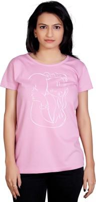 Tantra Graphic Print Womens Round Neck T-Shirt
