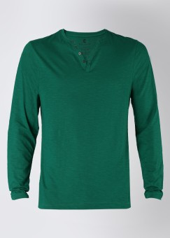 Compare FREECULTR Henley Round Neck Solid Men T-shirt: T-Shirt at Compare Hatke