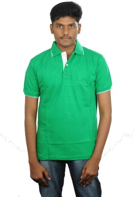 Togswear Solid Men's Polo Neck T-Shirt