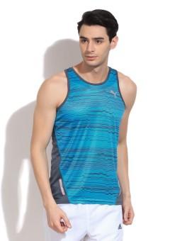 Puma Printed Men's Round Neck T-Shirt