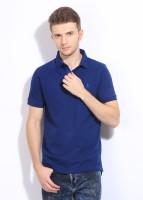 Regent Polo Club Solid Men's Polo Neck T-Shirt