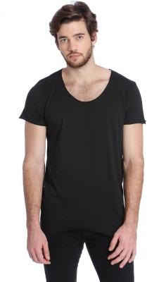 Jack & Jones Solid Men's Round Neck T-Shirt