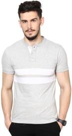 Monteil & Munero Solid Men's Henley T-Shirt