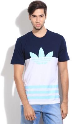 Adidas Originals Printed Men's Round Neck T-Shirt