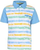 Bells And Whistles Printed Baby Boy's Polo T-Shirt