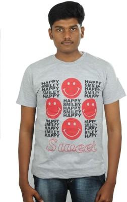 Togswear Printed Men's Round Neck T-Shirt