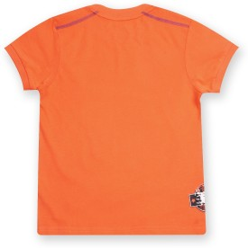 Yellow Kite Printed Boy's Round Neck T-Shirt - TSHE63XNFZWRSN9R