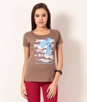 TSG Breeze Printed Women's Round Neck T-Shirt - TSHDXW5K84FFXVSW