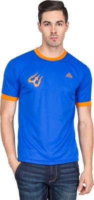 TerraVulc Printed Men's Round Neck T-Shirt