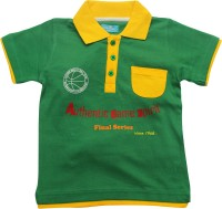 JusCubs Printed Baby Boy's Polo T-Shirt