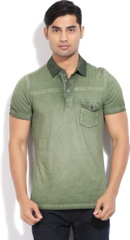 United Colors Of Benetton Printed Men's Polo T-Shirt