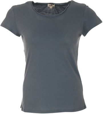A33 Store Solid Women's Round Neck T-Shirt