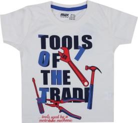 Max T-Shirt - TSHEDMWXRAW6VGMK
