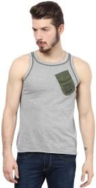 IVPL@Y Solid Men's Round Neck T-Shirt