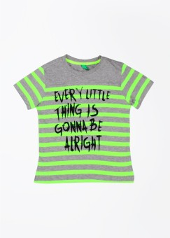 United Colors Of Benetton Boy's T-Shirt - TSHE5N6HQ8U8RRGS