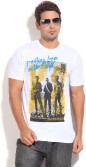 London Bridge Printed Men's Round Neck T-Shirt