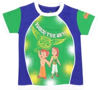 Chhota Bheem Printed Boy's Round Neck T-Shirt - TSHDU8U6GDHWCYEA