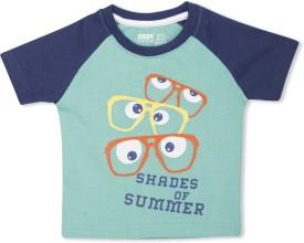 MAX Graphic Print Round Neck T-Shirt - TSHE4CER7NZHZA77