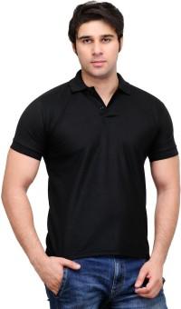 TSX Solid Men's Polo T-Shirt: T-Shirt
