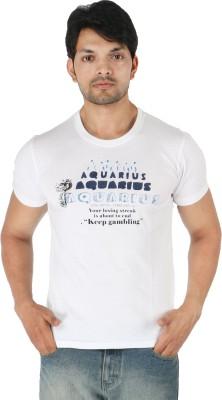 Enigma Printed Men's Round Neck T-Shirt