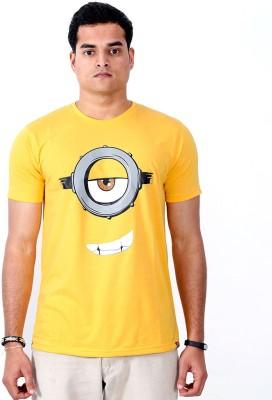 ComicSense Printed Men,s, Women's Round Neck T-Shirt