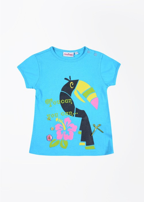 Nauti Nati Girl's T-Shirt