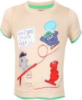 Jazzup Printed Baby Boy's Round Neck T-Shirt - TSHE8P9AGFTUSZYZ