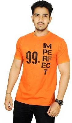 Ekvi Printed Men's Round Neck T-Shirt
