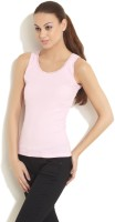 Heart 2 Heart Solid Women's Round Neck T-Shirt