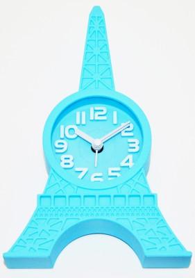 Like Table Clocks Like Analog Blue Clock