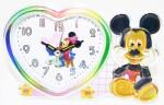 Like Table Clocks Like Analog Multicolour Clock