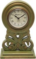 Adara Analog Green Clock