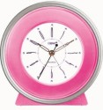 Orpat TBSL687 Analog Clock - Pink