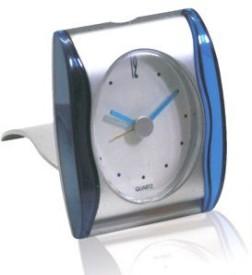 DivineXt Analog Blue Clock