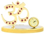 Crystocraft Table Clocks Crystocraft Analog Multicolor Clock