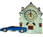 Gift Palace Table Clocks Gift Palace Analog Multicolor Clock