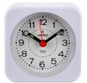 Horo HR064-006 Table Clock - White
