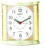 Orpat Table Clocks Orpat Analog Gold Clock