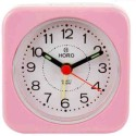 Horo HR064-001 Table Clock - Pink