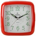 Horo HR080-001 Table Clock - Red