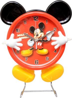 CSM Table Clocks CSM Analog Red Clock
