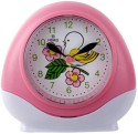 Horo HP112-002 Table Clock - Metallic Pink