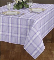 Airwill KRTC 4 Seater Table Cover Purple, Cotton