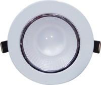 Bene Downlight 3w, Color Of Led: White Ceiling Lamp (6 Cm, Color Of Fixture White, Color Of LED White) - TLPE9VQ3ZHFBCRGR